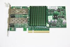 Supermicro AOC-STGN-i2S Dual 10GbE SFP+ Intel 82599 NIC Low Profile Rev 2.0 PCIE