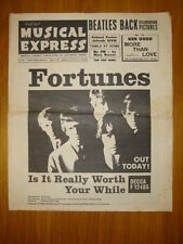 NME #1025 1966 SEP 2 BEATLES FORTUNES ELVIS PRESLEY