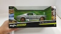 Maisto Design Classic Muscle 1967 Ford Mustang GT Die-cast Car 1:24 VHTF