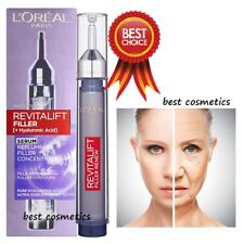 L'Oreal Revitalift Filler Renew Hyaluronic Acid Serum Replumping Concentrate New