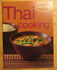 Great Deal! NEW Thai Cooking Step-by-Step Cookbook