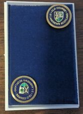Set Of 2 Old Course St Andrews Scotland Ball Markers Golf