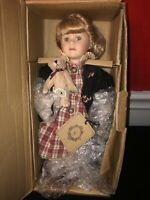 Boyd's Bears Yesterday's Child Brittany Doll #4903 with Original Box Vintage