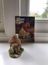 Lilliput Lane The Toadstall