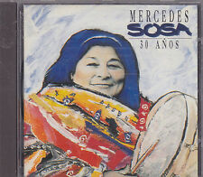 MERCEDES SOSA - 30 anos CD