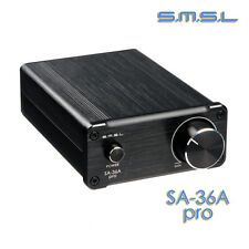 SMSL SA-36A Pro 30W*2 TDA7492PE Digital Power Amplifier+ 15V Power Supply B
