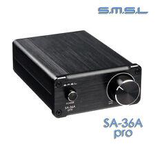 SMSL SA-36A Pro 30W*2 TDA7492PE Digital Power Amplifier+ SMSL 15V Power Supply B