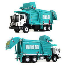 1:24 Scale Diecast Vehicle Material Transporter Garbage Truck Construction Toys