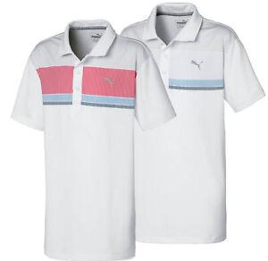 Puma Boys Roadmap Polo Golf Shirt 598668 Kids New - Choose Color & Size!