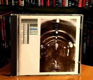 Matt Bianco - Whose Side Are You On CD OTTIME CONDIZIONI VERY GOOD PLUS JAZZ
