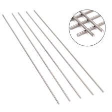 Titanium Ti Grade 5 Gr.5 GR5 Metal Rod Diameter 8mm Length 25cm 10 inches