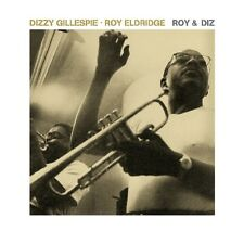 Dizzy Gillespie, Dizzy Gillespie & Roy Eldridge - Roy & Diz [New CD]