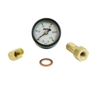 Fuel Pressure Gauge Fuel Pressure Gauge Set Fits 1988 to 2000 Honda Civic and CR