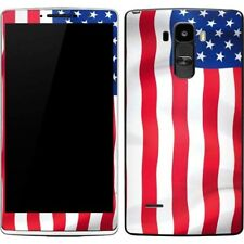 SkinIt ~ SKIN Front/Back - Decal Wrap for LG G Stylo - American U.S.A. Flag