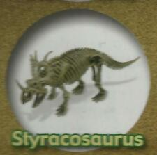 STYRACOSAURUS DINOSAUR - JURASSIC EGG ASSEMBLY KIT 26cm QUALITY REPLICA