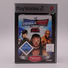 WWE SmackDown Vs RAW Platinum Sony PlayStation 2 PS2 PAL Spiel Game Fame