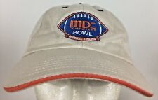 bd3f91b8 MPC Computers Bowl BSU Boise Idaho Strap Back Hat Never Worn