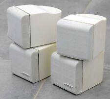 Bose Satelliten-Boxen Doppel-Cube / Acoustimass 5 Serie 2 ++ laufen ++ vergilbt