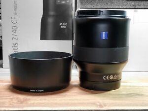 ZEISS Batis 2/40 CF Sony Basically Unused