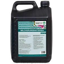 (3,99€/l) 5 Liter Original Milchsäurebakterien Jumbo Koi Teich Filter Bakterien