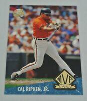 "Cal Ripken Jr. 1992 Fleer Ultra Award Winners ""American League MVP"" Insert NM+"