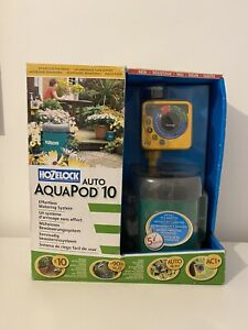 Hozelock AquaPod 10 Aqua Pod Watering System Irrigation System Brand New