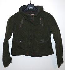 Miss Sixty Jacke Reva Winter Jacket Miltary oliv - khaki, Gr. L (M) 38-40, neu