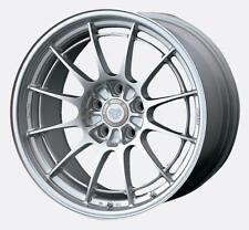 940551169Enkei NT03 +M 18x9.5 +40 5x114.3 Silver Concave 3658956540SP (Set of 4)