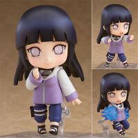 Anime Naruto Hyūga Hinata Action Figures 10CM PVC Model Collection Toy Statue