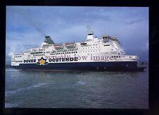 FE3085 - Dover-Oostende Ferry - Prins Filip , built 1991 - postcard