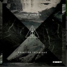 The Upbeats - Primitive Technique, digipak CD, like new, ex music store stock