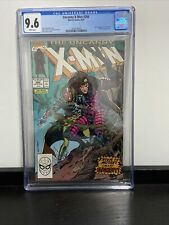 X-Men 266 CGC 9.6 August 1990 1st full appearance Gambit. Andy Kubert cover