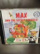 Max And The Secret Formula Ages 4-10
