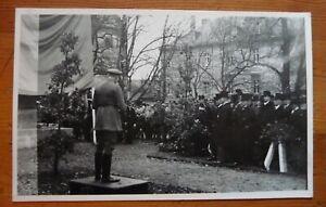 Altenburg Foto AK Einweihung Herzog Ernst Denkmal 1932  (20)