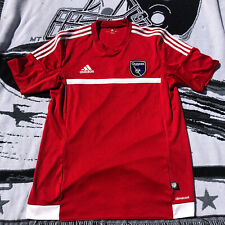 Red San Jose Earthquakes Jersey Adidas Climacool MLS #80- Size Adult Medium