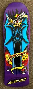 Santa Cruz 30 F*ckin Years Jeff Grosso NOS Skateboard Deck Powell Peralta Jessee
