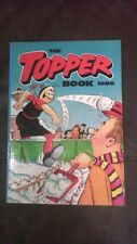 "VINTAGE COMIC BOOK ANNUAL ""THE TOPPER BOOK 1986"" – 30 YEARS OLD!!!"
