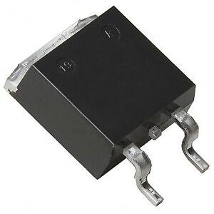 4 pcs. FQB5N90TM  Fairchild N-Channel  MOSFET  900V  3,42A  158W D2PAK  NEW #BP