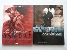 Yslaire – La légende des Sambre + XXè Ciel.com - Mémoire 98