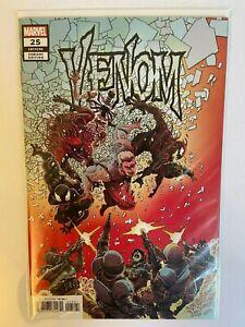 Venom #25 (2020) 1:25 James Stokoe Retailer Incentive Variant NM 1st Virus