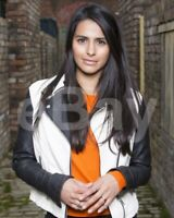 "Coronation Street (TV) Sair Khan ""Alya Nazir"" 10x8 Photo"