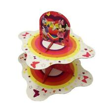 Disney Minnie Mouse Cupcake Stand Display Snack Kids Girls Party Birthday