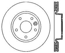 Centric Parts 125.22011 Front Premium Brake Rotor