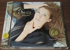 Japan PROMO issue! Celine Dion CD Best Of Volume 1 bonus track OBI more listed