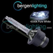 D4S WHITE XENON HID LIGHT BULB HEADLIGHT HEADLAMP 4300K 35W FACTORY OEM FITTED