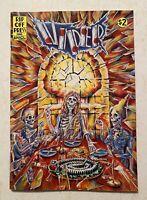 Viper Comix #1 1985 Rip Off Press Underground Comic Book Paul Mavrides Carol Lay