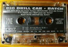 Big Drill Car - Batch (1991) - CASSETTE TAPE - Punk (no inlay)