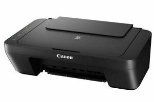 Canon Pixma MG2550s Stampante Inkjet Multifunzione a Colori - Nera
