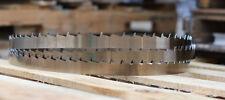 """Wood Mizer  Bandsaw Blade Vortex 13'2 158"""" x 1-1/4"""" x 042 x 7/8 Band Saw Mill"""
