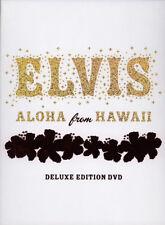 Elvis Presley - Aloha From Hawaii ; RARE deleted 2-DVD Box Set ; New